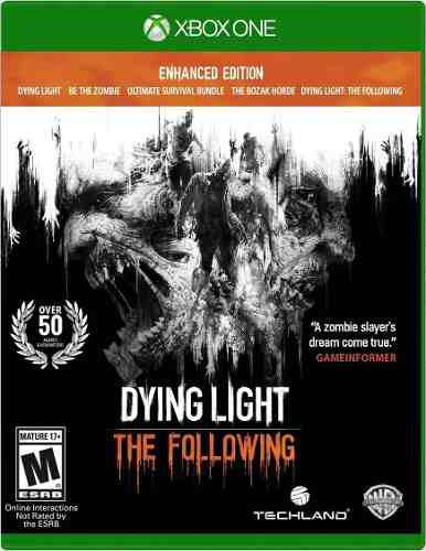 Dying Light The Following Xbox One Nuevo (en D3 Gamers)