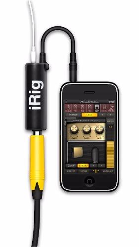 Irig Amplitube Ipod, Iphone Efectos Para Guitarra