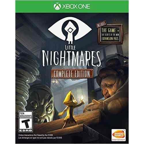 Juego Little Nightmares Complete Xbox One Ibushak Gaming
