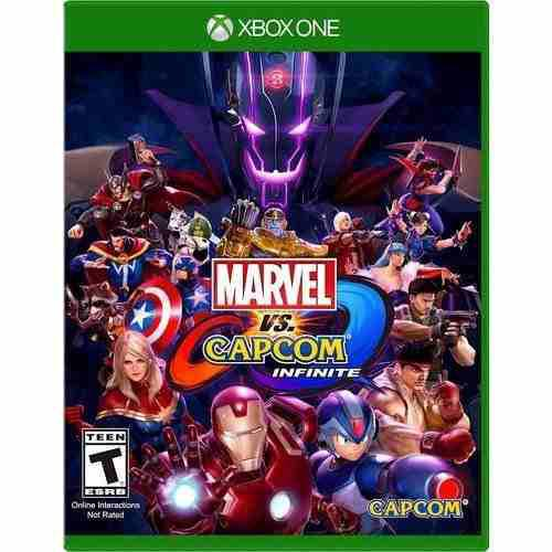 Marvel Vs Capcom Infinite::.. Para One En Gamewow