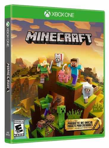 Minecraft Master Collection Complete Edition Xbox One Nuevo