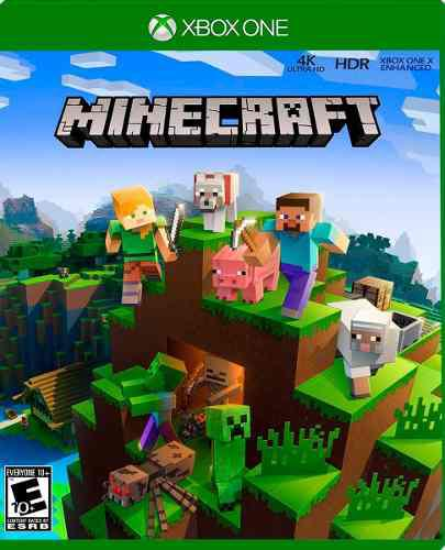Minecraft Xbox One Standar Edition (en D3 Gamers)