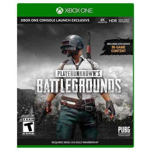 Playerunknowns Battlegrounds Xbox One Nuevo