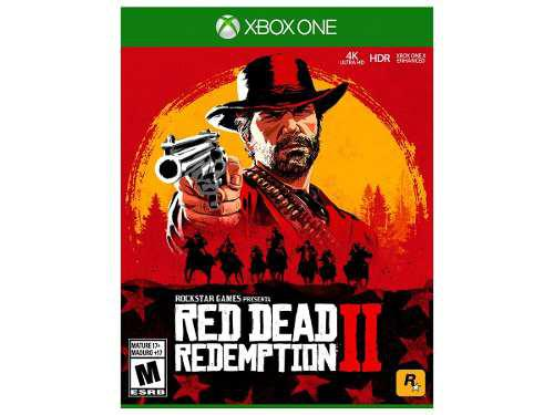 Red Dead Redemption 2 Para Xbox One En Game Star