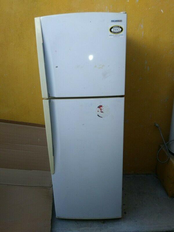 Refrigerador Samsung 11 pies (usado buenas cond)