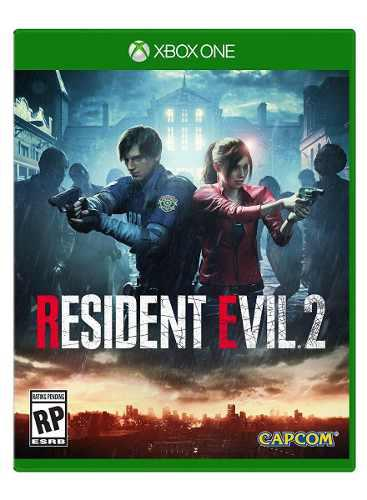Resident Evil 2 Para Xbox One Start Games A Meses