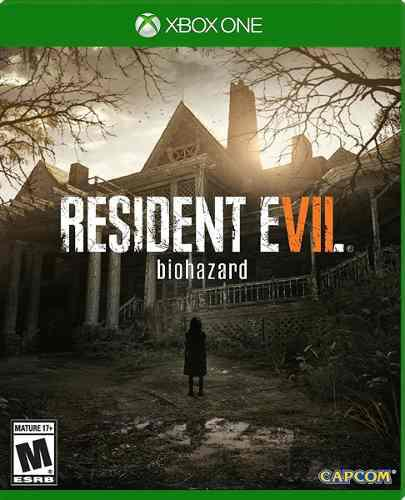 Resident Evil 7 Biohazard::.. Para X Box One Gamewow