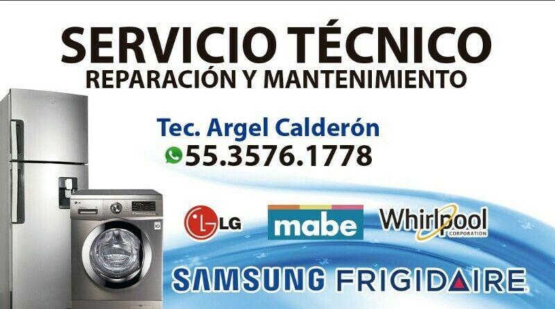 Samsung, Daewoo, LG, Reparacion de Refrigeradores y