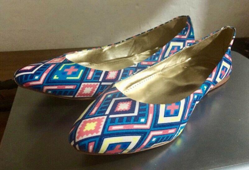 Zapatos Flats para Mujer Talla 24
