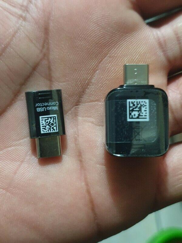 Adaptadores tipo c y a micro usb nuevos