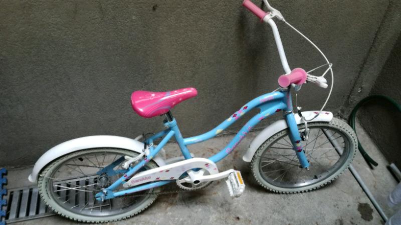 Bicicleta Benotto para Niña excelente