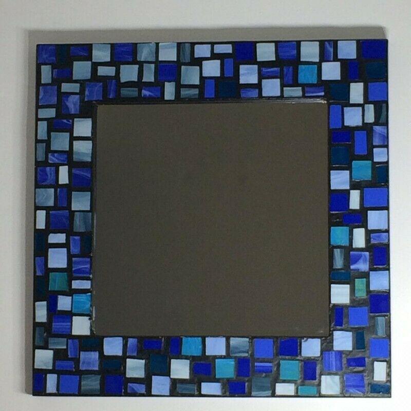 Espejo Rustico Vitromosaico