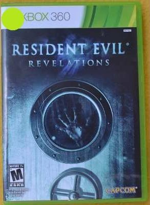 Resident Evil Revelations Xbox 360 Play Magic