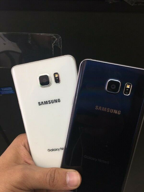 Samsung Note 5 CON GARANTIA