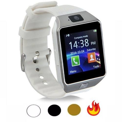 Smartwatch Dz09 Reloj Inteligente + Camara + Version