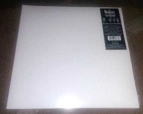 The Beatles White Album 50 Aniv (lp, Vinilo Vinil Vinyl)