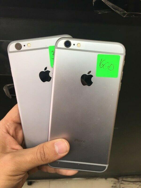 iPhone 6s Plus 32 gb CON GARANTIA