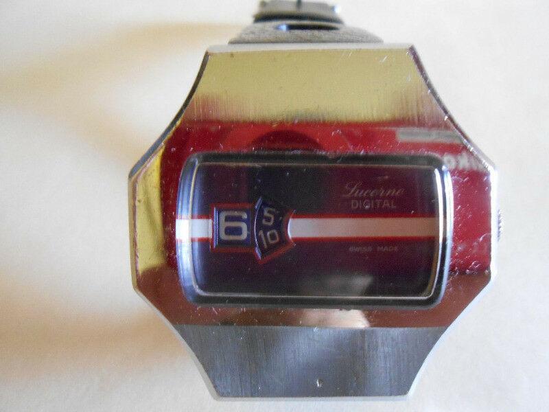 precioso REloj retro de los 70S