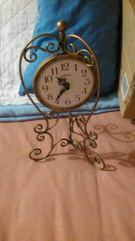 reloj de casa
