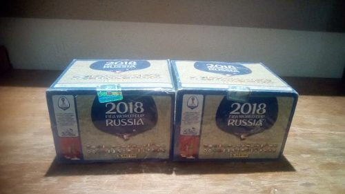 2 Cajas De Rusia  Sobres C/u + Envio Gratis