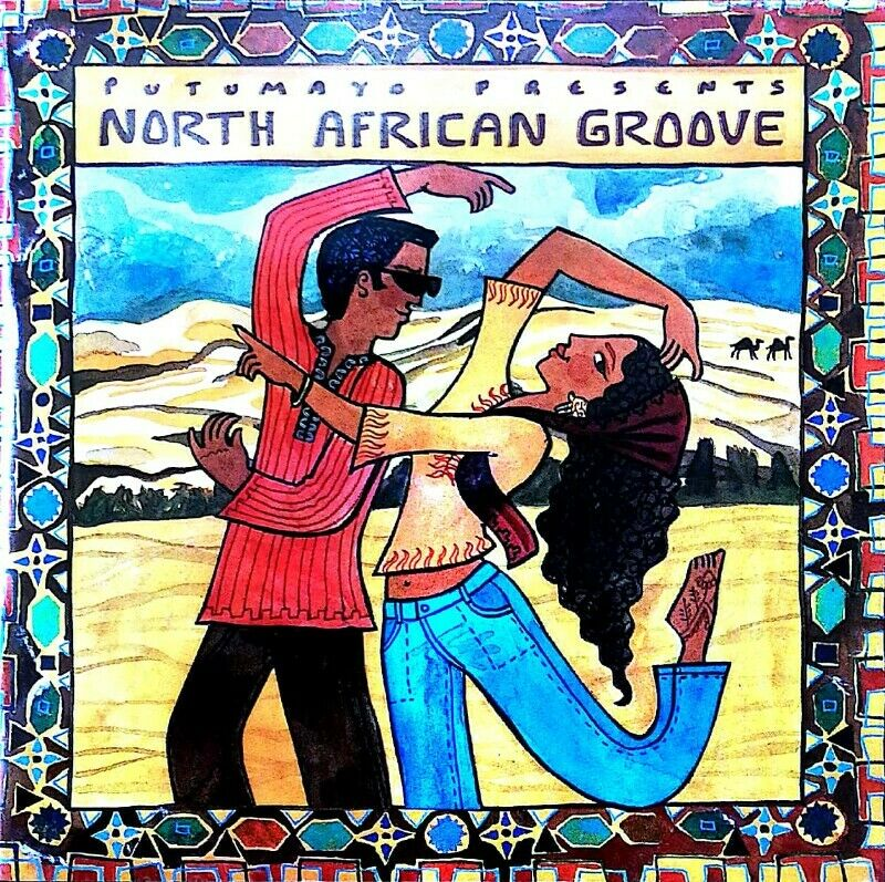 CD. PUTUMAYO PRESENTS, NORTH AFRICAN GROOVE