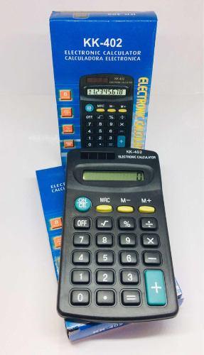 Calculadora Electrónica Basica Modelo Kk-402