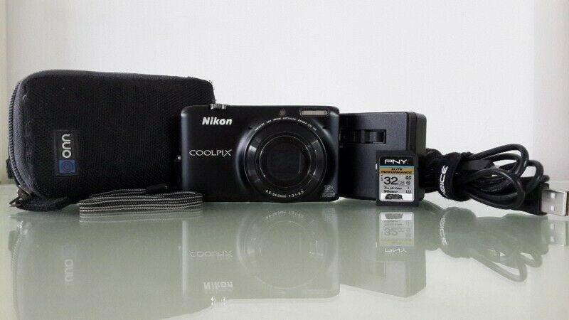 Camara Digital Nikon