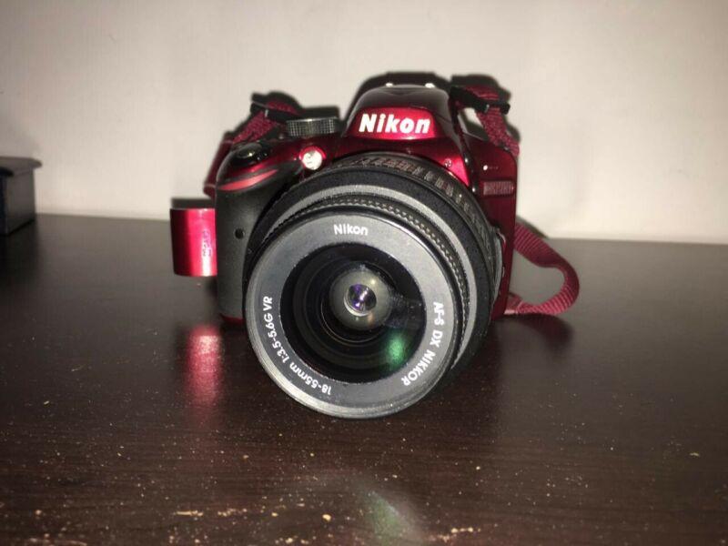 Cámara Profesional Digital Nikon D