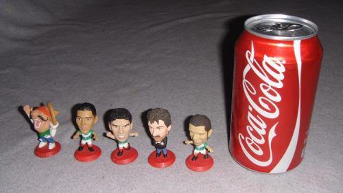 Coleccion Cabezones Coca Cola Seleccion Mexicana*aficionado