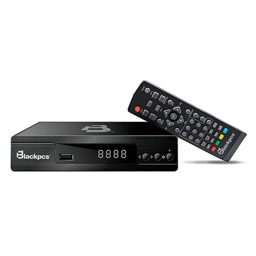 Decodificador Tv Digital Hdmi p Usb Aluminio Full