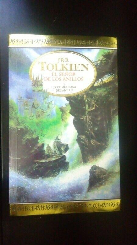 El Señor de los Anillos, La Comunidad del Anillo, Tolkien,