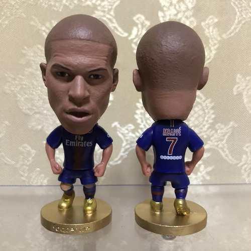Figura Futbol K Mbappe Uniforme París Saint Germain