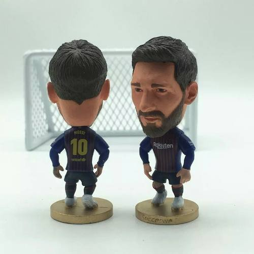Figura Lionel Messi Barcelona Fifa Envío Gratis Fifa