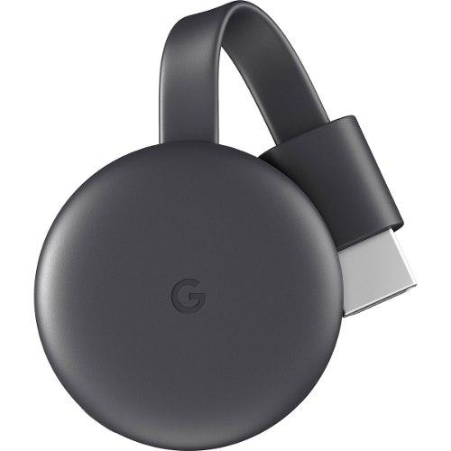 Google Chromecast 3nd Generacion Nuevo Modelo Promoción!