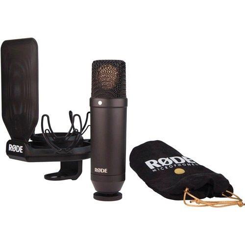 Micrófono Condensador Rode Nt1 Kit