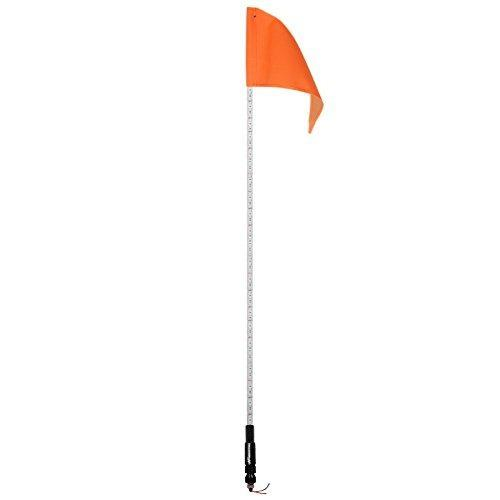 Antena Bandera Led Whip Rgb De 1.80mts Con Control Remoto