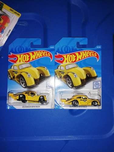 Bocho Amarillo Hotwheels