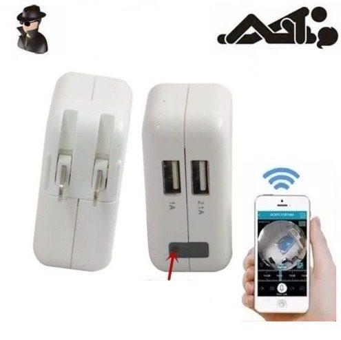Camara Espia Wifi Oculta Eliminador Con App Android Ios