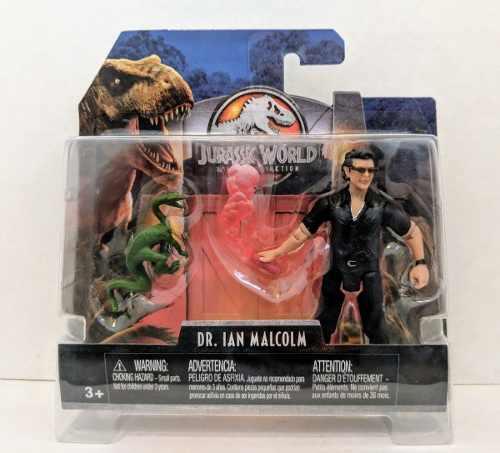 Dr. Ian Malcolm Jurassic Legacy