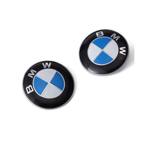 Emblema Bmw Serie 3 5 7 X1 X3 X5 Z3 Z4 Para Cofre Cajuela