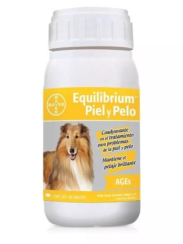 Equilibrium Piel Y Pelo 60 Tabletas