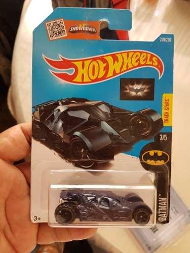 Hot Wheels Batman Tumbler