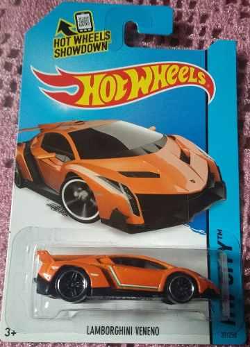Hw Lamborghini Veneno 1/64