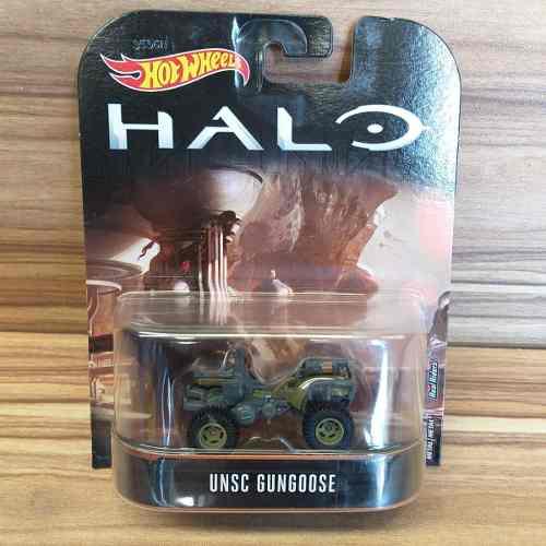 Juguete Hot Wheels Serie Unsc Gungoose Halo