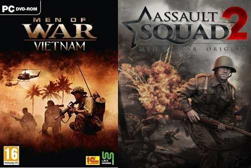 Men Of War Origins: Assault Squad 2+men Of War Vietnam-pc