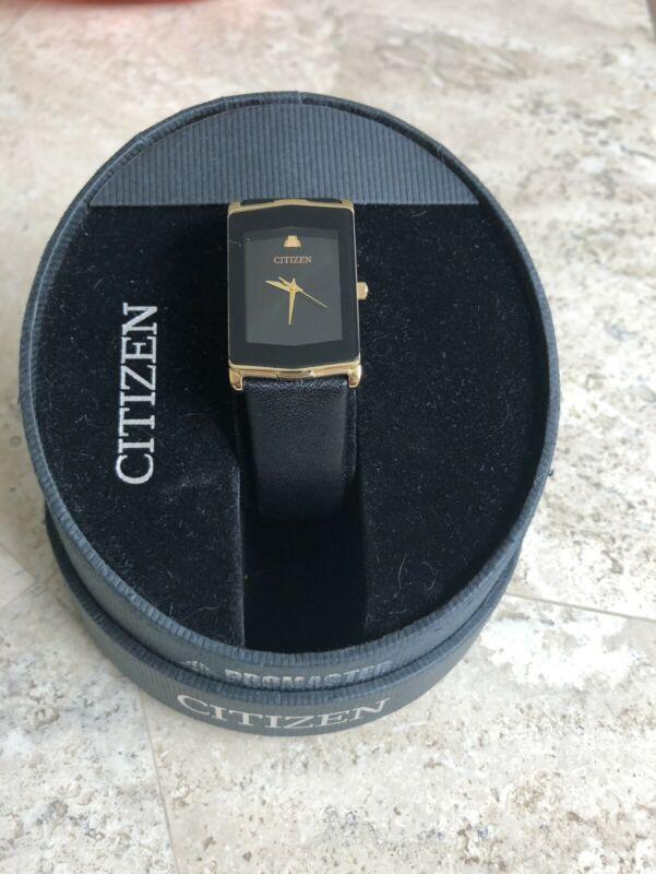 Reloj Citizen negro