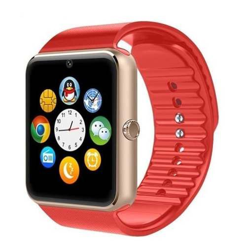 Reloj Inteligente Smartwatch Gt08 Bluetooth Sim Card Oferta