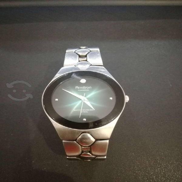 Reloj para caballero marca armitron mod. diamond