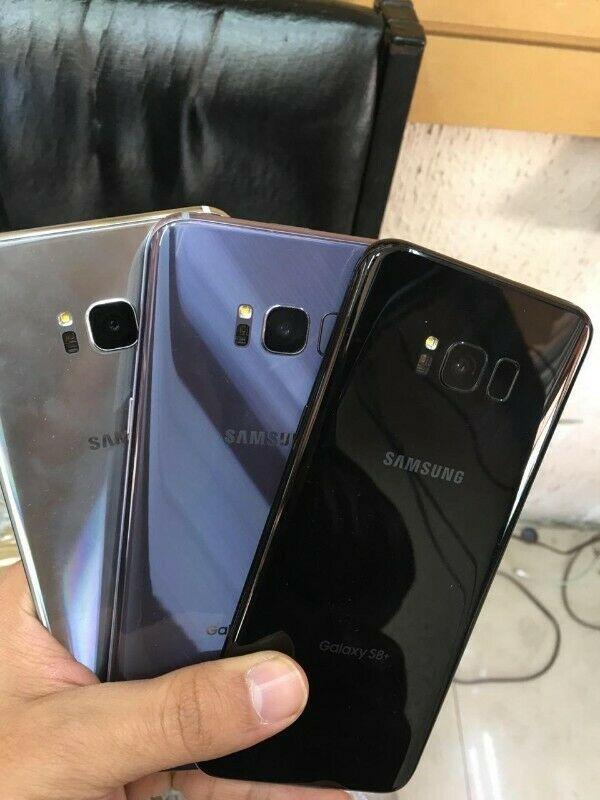 Samsung S8 Plus CON GARANTIA