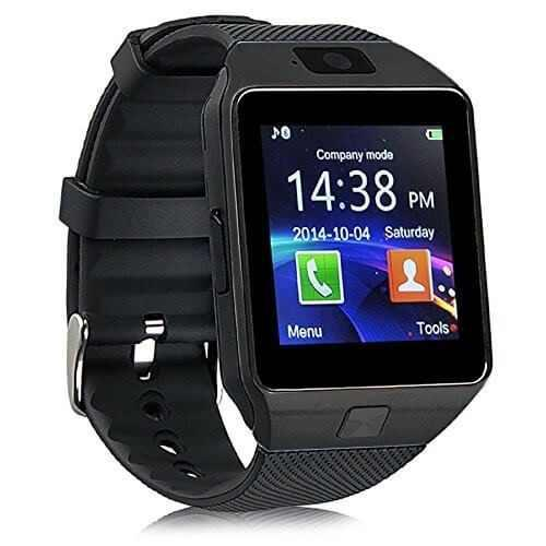 Smartwatch Celular Dz09 Cámara Reloj Inteligente Sim